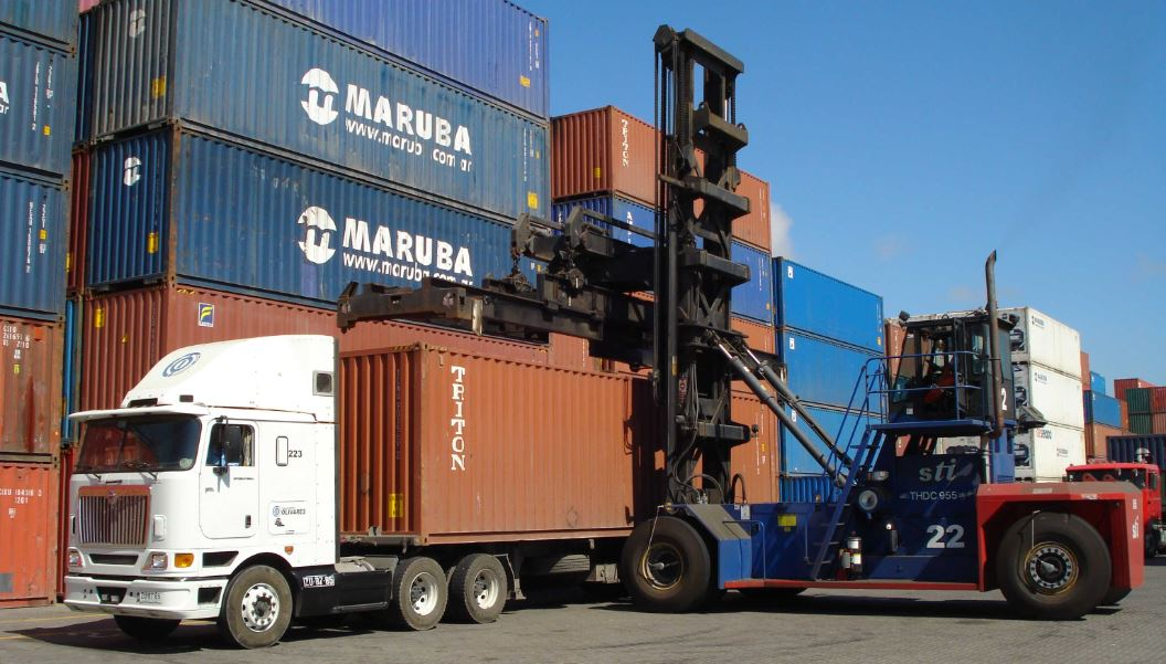 Altai, The Best Wireless Solution For Container Ports